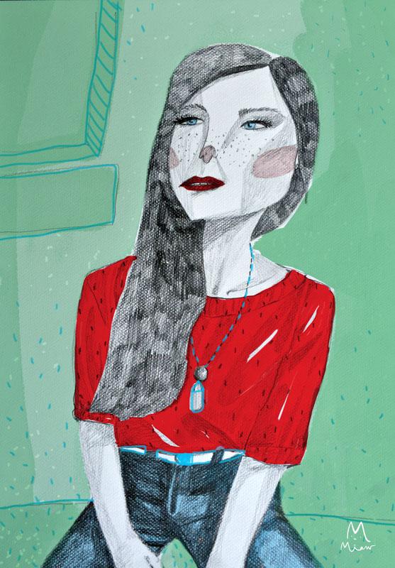 jesana motilva ilustracion y diseño grafico grafito