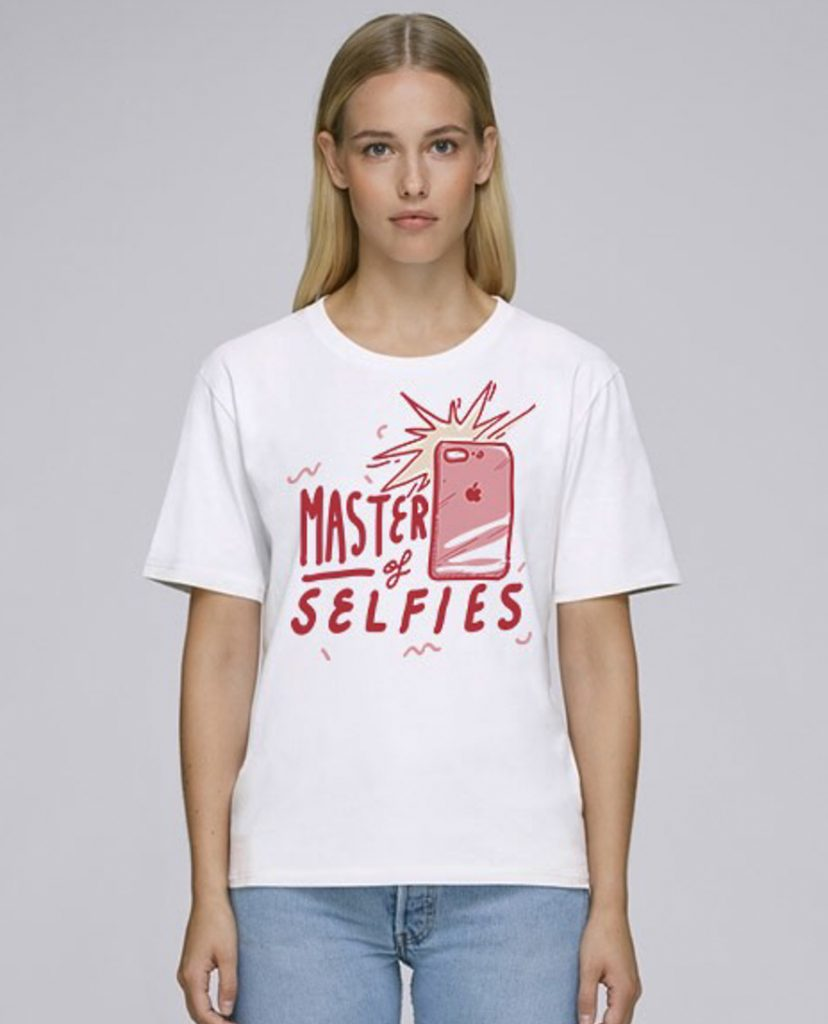 jesana motilva coleccion camisetas sommes demode