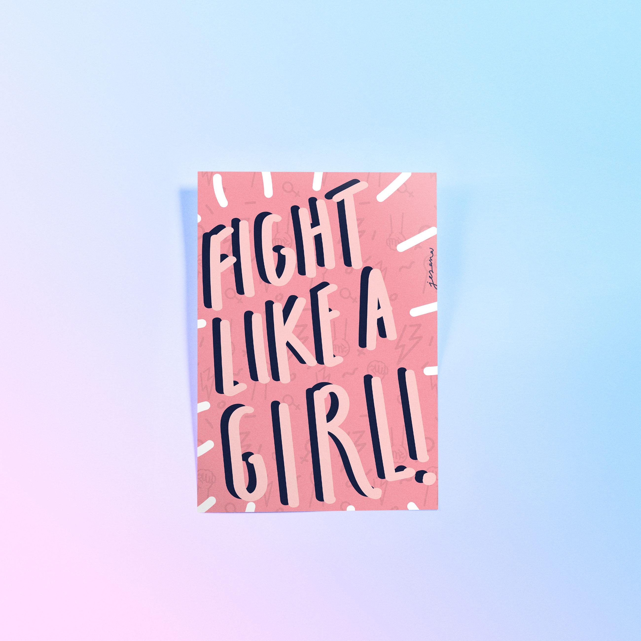 ilustraciones feministas jesana motilva